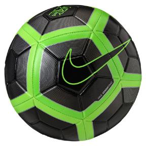 Nike  Neymar  Prestige Soccer Ball (Black/Green - 2017)
