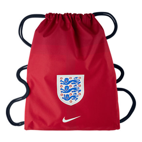 Nike England World Cup 2014 Allegiance 2.0 Soccer Gymsack