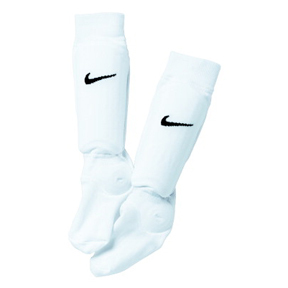 Nike Youth Shin Sock III Soccer Shinguard (White)