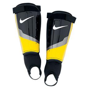 Nike Total 90 Air Maximus Soccer Shinguard (Black/Yellow)