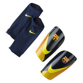 Nike Barcelona Mercurial Lite Soccer Shinguard