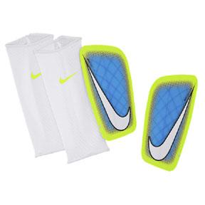 Nike Mercurial Lite Soccer Shinguard (Blue Lagoon)