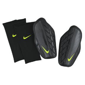 Nike Protegga Pro Soccer Shinguard (Black/Volt)