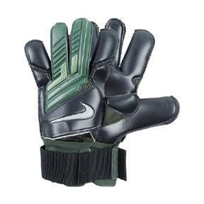 Nike GK Vapor Grip3 Soccer Goalkeeper Glove (Black/Dark Army)