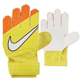 Nike Youth GK Match Glove (Yellow/Orange)