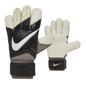 Nike  GK Vapor Grip3 Soccer Goalkeeper Glove (Black/White)
