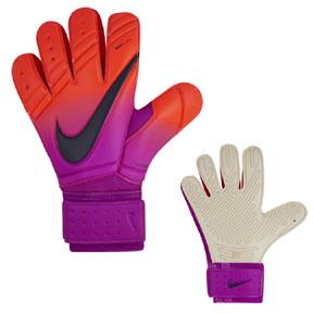 Nike  GK Premier SGT  Soccer Goalkeeper Glove (Purple/Crimson)