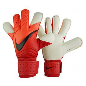 Nike  GK Vapor Grip3  Soccer Goalkeeper Glove (Red/White/Mango)