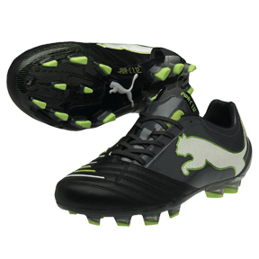 Puma  Powercat  1.12 FG Soccer Shoes (Dark Shadow)