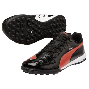 Puma evoPower 3 Turf (Black/Orange)