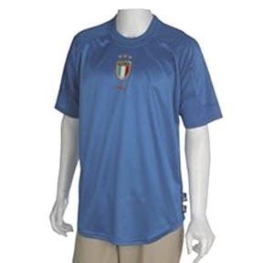 Puma Italy Soccer Jersey (Home 2004/05)