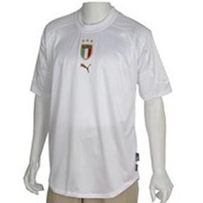 Puma Italy Soccer Jersey (Away 2004/05)