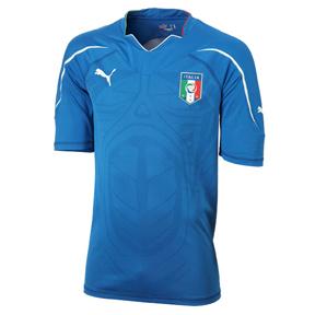 Puma Italy Soccer Jersey (Home 2010/11)