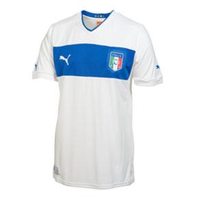 Puma Italy Soccer Jersey (Away 2012/13)