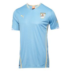 Puma Uruguay Soccer Jersey (Home 2014/16)