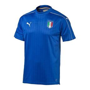 Puma   Italy  Soccer Jersey (Home 2016/17)