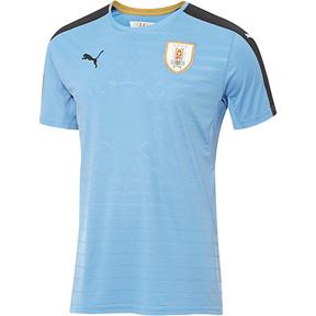 Puma   Uruguay  Soccer Jersey (Home 2016/17)