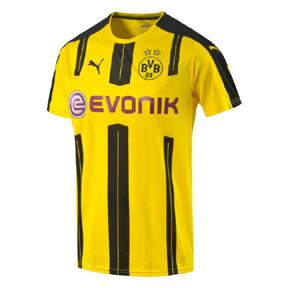 Puma  Borussia Dortmund  Soccer Jersey (Home 2016/17)