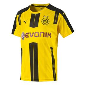 Puma Youth  Borussia Dortmund Soccer Jersey (Home 2016/17)
