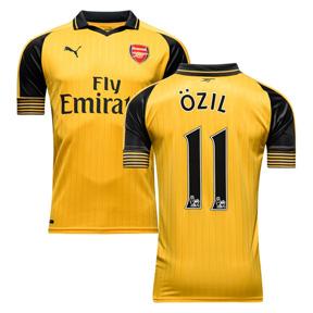 Puma Youth  Arsenal  Ozil #11 Soccer Jersey (Away 2016/17)