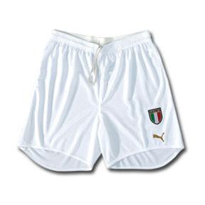 Puma Italy Soccer Short (White 2004/05)
