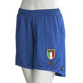 Puma Womens Italy Soccer Short (Royal)