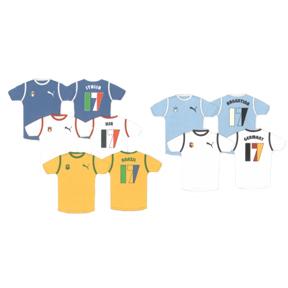 Puma Argentina / Brasil (Brazil) / Germany / USA Numero Tee