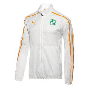 Puma Ivory Coast  World Cup 2014 Walk Out Soccer Training Jacket