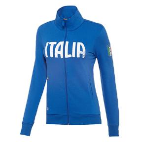 Puma Womens  Italy World Cup 2014 Soccer Training Jacket