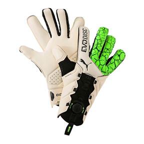 Puma  evoDISC Soccer Goalkeeper Glove (Green Gecko)