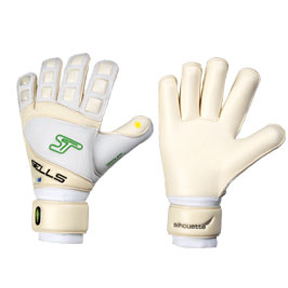 Sells Silhouette Breeze Glove (White/Green/Black)