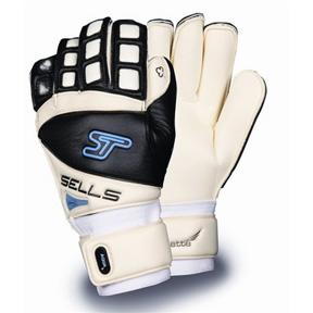 Sells Silhouette Aqua Soccer Goalkeeper Glove