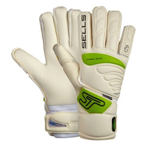 Sells Total Contact Breeze Glove (White/Black/Green)