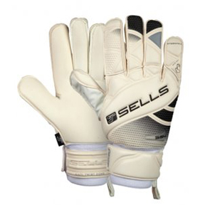 Sells Wrap Axis 360 Supersoft 4 Glove (White/Black/Silver)