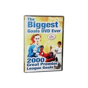 Soccer DVD: 2000 Goals of the Premier League