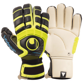 Uhlsport  Cerberus AbsolutGrip Handbett Soccer Goalkeeper Glove