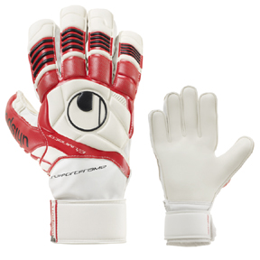 Uhlsport Eliminator Soft SF Glove (White/Black/Red)