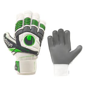 Uhlsport Eliminator Soft Graphit SF Glove (White/Green)