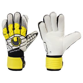 Uhlsport Eliminator Supersoft Bionik Glove (Yellow/Black/White)
