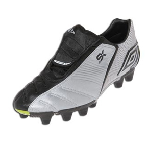 Umbro SX Valor A HG Soccer Shoes (Silver) @ SoccerEvolution.com ...
