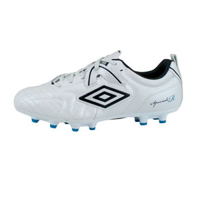 Umbro Speciali R Premier A HG Soccer Shoes (White ...