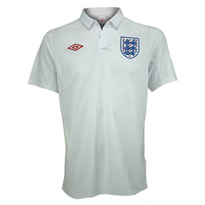 Umbro England Soccer Jersey (Home 2010/11)