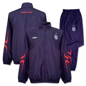 Umbro England Woven Soccer Training Suit