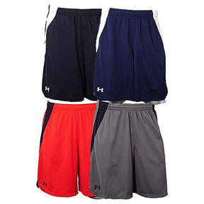 Under Armour Strength Short (Navy/White)