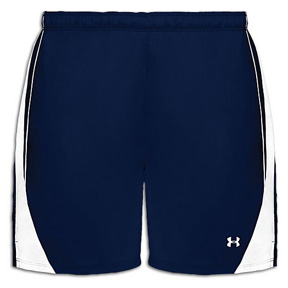 Under Armour Crave Woven Soccer Short (Navy )
