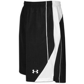 Under Armour Crave Woven Soccer Short (Black/White)