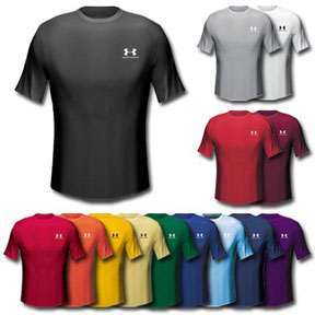 Under Armour Loose Gear Full Tee