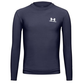 Under Armour Youth Long Sleeve Turf Shirt