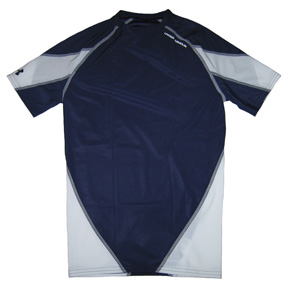 Under Armour Blitz Compression Tee (Navy/Grey)