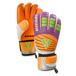 Vizari Sao Paulo Gloves (Orange/Purple)